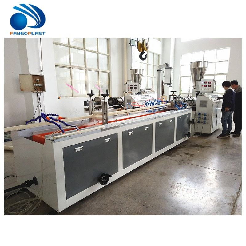 ABS PP PE PS Plastic Profile Production Line/Extrusion Line/Making Machinery