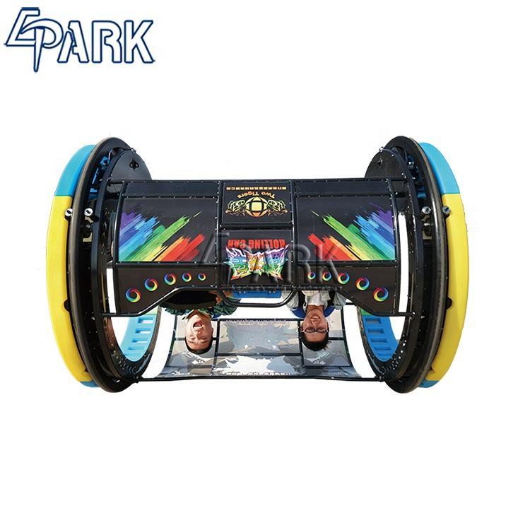 圧延機遊園地 360 ローリングスタント車