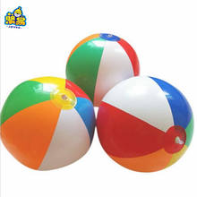 Amazon HOT selling inflatable Beach Ball  kids ball toy