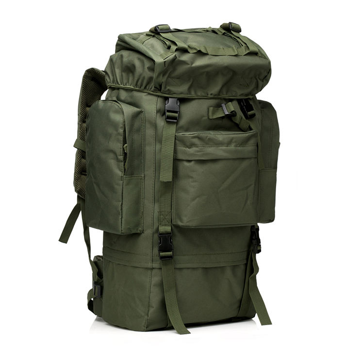 Waterproof Sport Outdoor Military Rucksack With Rain Cover Hunting Camping Climbing Pack Tactical assault Backpack