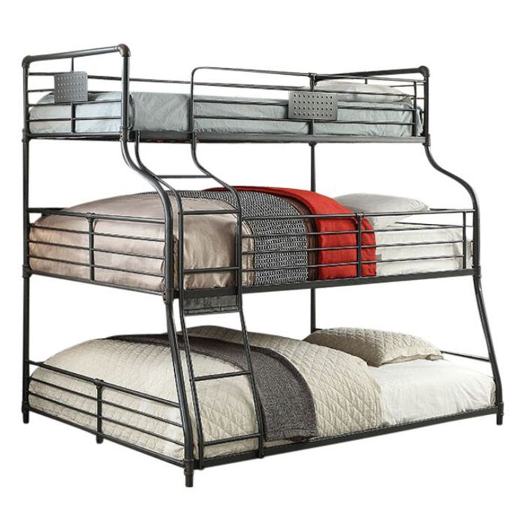 Free Sample Size Triple Novara Instructions Melbourne Queen Trio Bunk Bed
