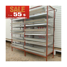 high quality large scale layer quail cage