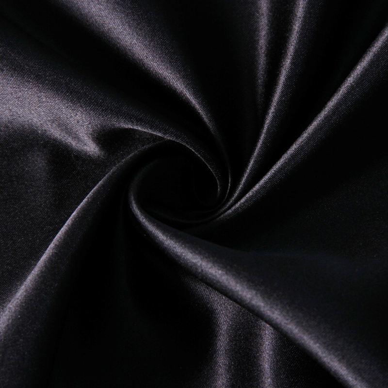 Одежда домашний текстиль <span class=keywords><strong>ткань</strong></span> дешевые черный 150d полиэстер <span class=keywords><strong>ткань</strong></span> сатин