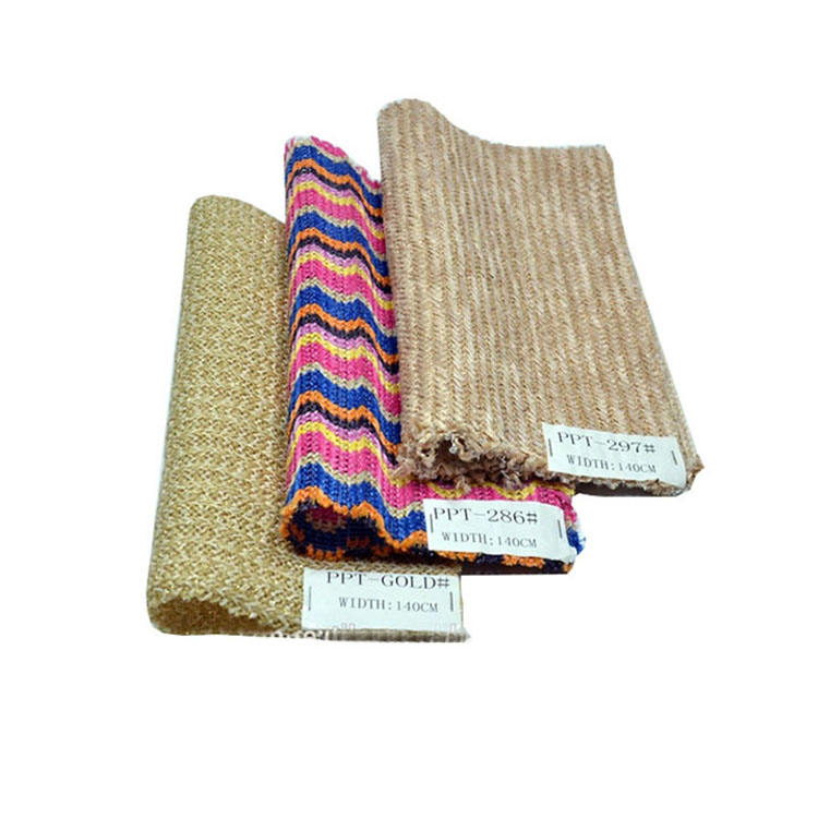 Factory supplier Yarn Dyed stripe pattern Tricot papyrus fabric
