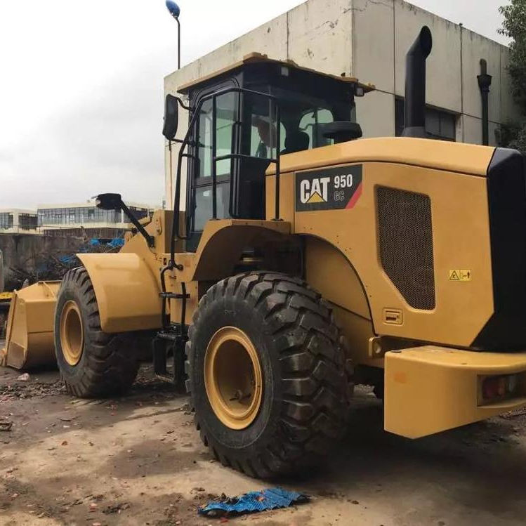 used caterpillar wheel loader CAT 950G/ 966H/ 950E/ 966G with high quality for sale