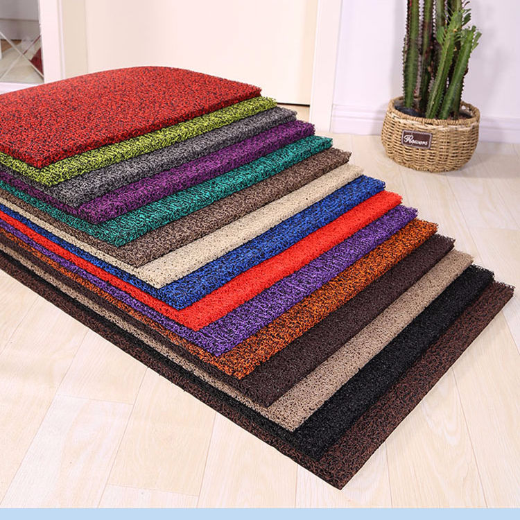 Elite Fashion PET Polyester Fiber Floor Mat