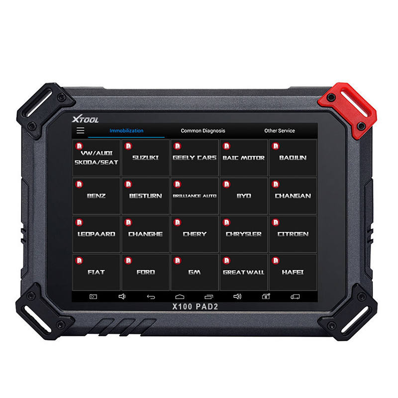 Original XTOOL X100 Pad2 Pro Auto Key Programmer With KC100 For VW 4th 5th X100 PAD2