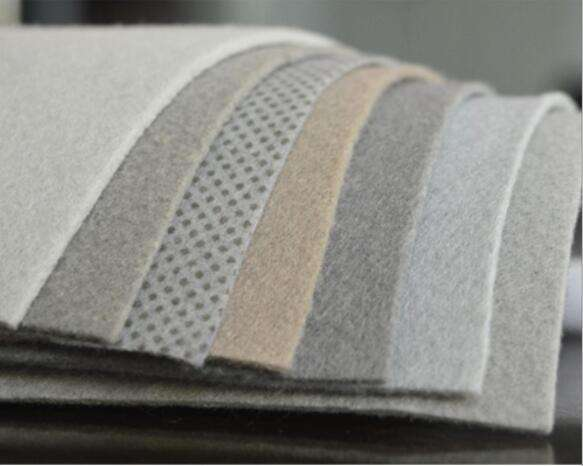 High quality polyester velour car upholstery fabric/Auto headliner cloth