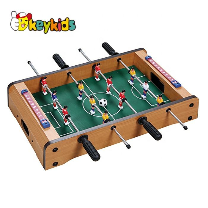 Top 10 intelligent indoor football table games for kids made in china W11A029