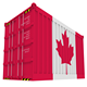 China top 10 freight forwarder DDP sea freight rates China to Canada