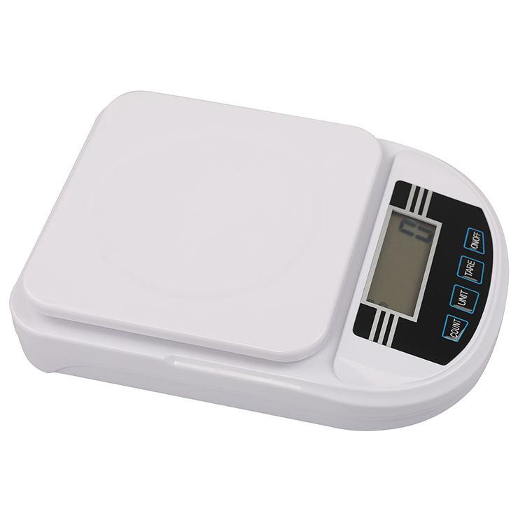 Цифровой Кухня Торт Питание Весы с Съемный чаша