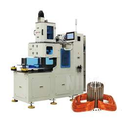CNC automatic induction motor coil winder stator coil winding machine for electric motor