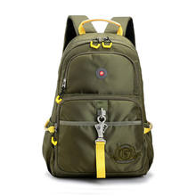 latest wholesale high-capacity multi-pocket fashion student back pack backpack