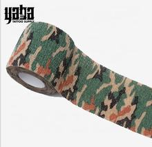 Yaba Camouflage Series Tattoo Bandage For Grip Cover Tattoo Wholesale