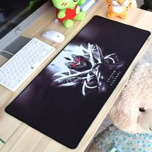 Wholesale custom neoprene printing huge gaming cartoon gaming mousepad for gamer