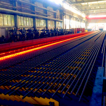 China Cheap Rolling Mill at Best Price for Steel Rebar 8-32mm Production Line