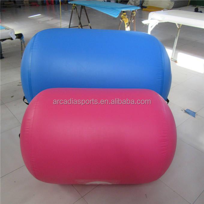 Plus Populaire Yoga Formation Air Baril Gonflable Air Rouleau Pour Gym