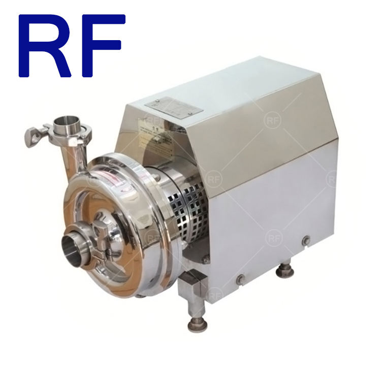 RF Sanitary Stainless Steel Centrifugal Pump Price