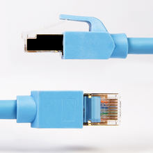 cat8 patch cord wholesale cat8 rj45 patch cable computer comnunication cable for network