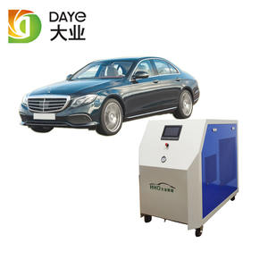 A-93 hydrogen engine carbon cleaning machine hho car kit