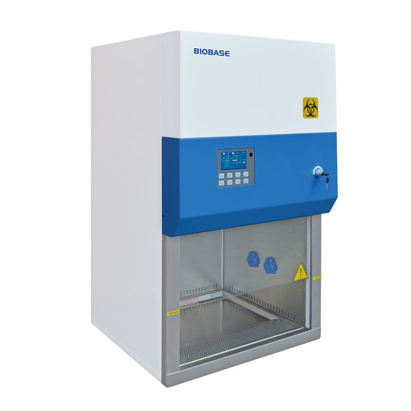 The Smallest Size Biosafety Cabinet Class II A2 HEPA Filters protect people