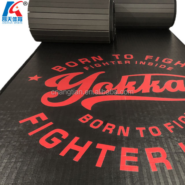 cheap price roll out tatami mat bjj mats for sale