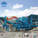 Top Brand Portable Concrete Stone Mobile Jaw Cone Crusher