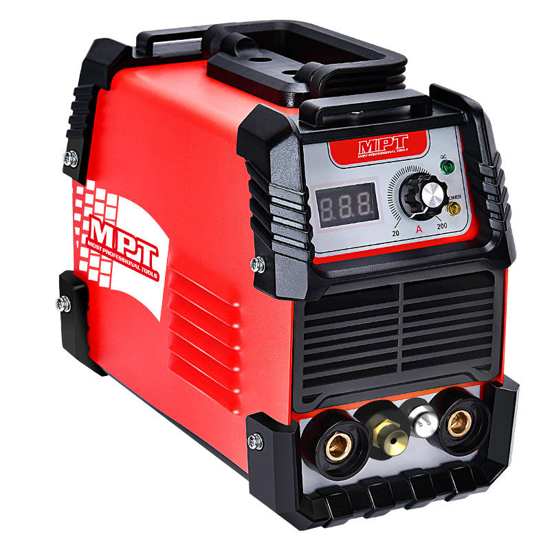 MPT TIG/MMA inverter welding machine IGBT 220v Arc Welding Inverter Tools Machine