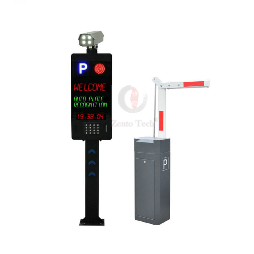 LPR/ANPR Waterproof Camera LPR Security Car Parking Management System lpr system