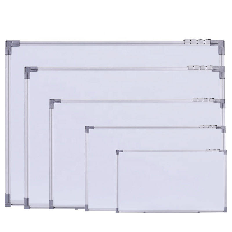 60x90cm Cheap price dry erase board lapboard magnetic erasable whiteboard for classroom teaching