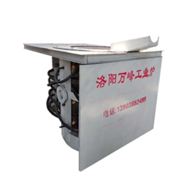 Gelişmiş hidrolik indüksiyon eritme fırını satılık