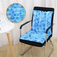 Snowflake pattern Instant cooling multifunctional summer cushion car office chair gel cooling pad
