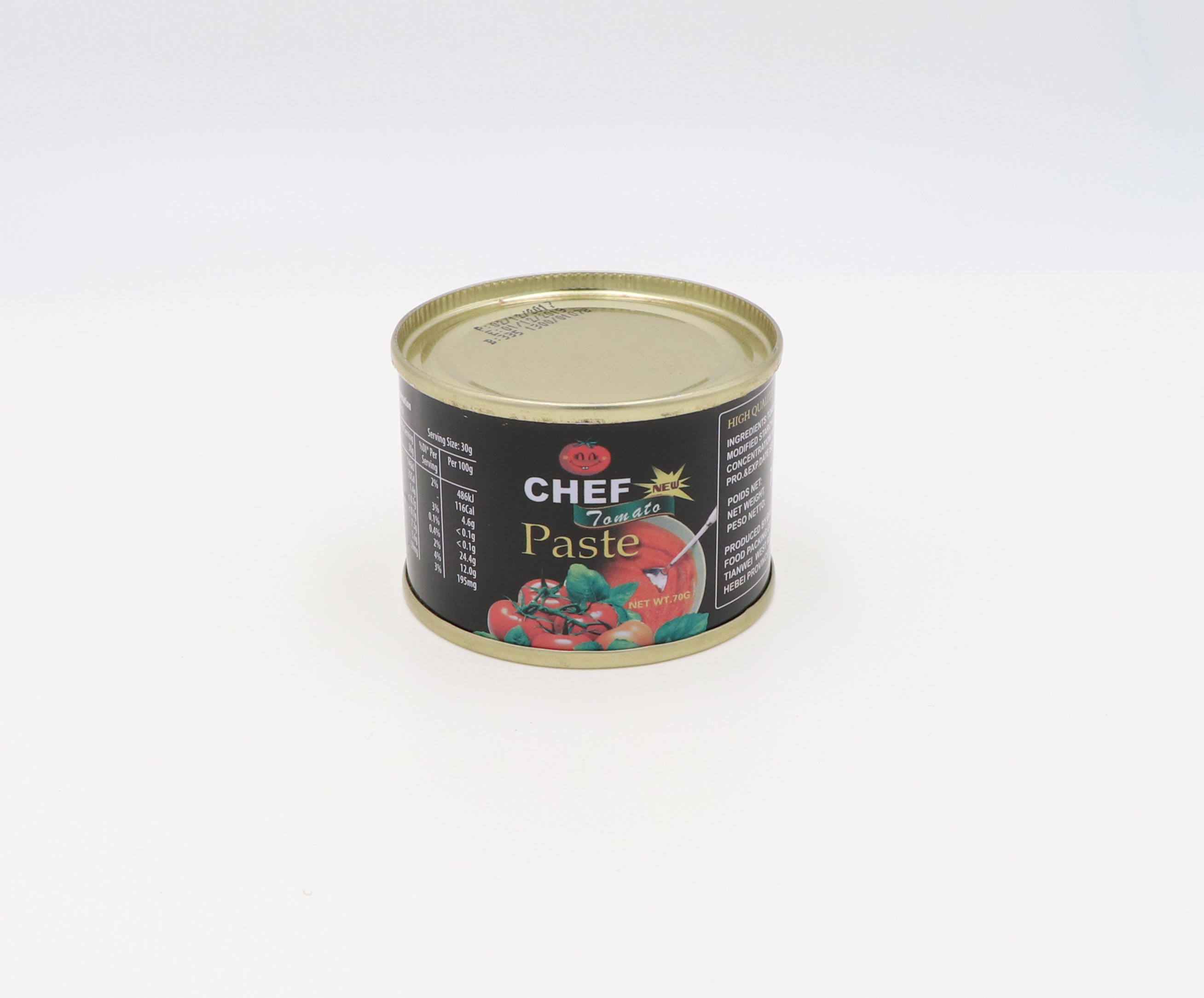 hot sale canned tomato paste