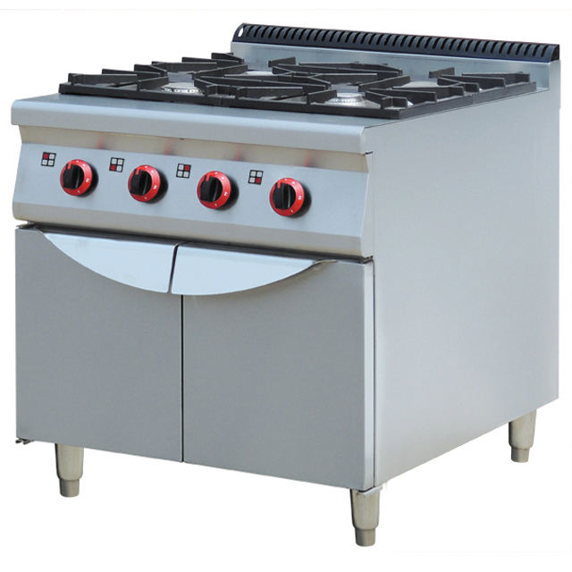 restaurant gas stove,kitchen gas stove,hotel gas stove
