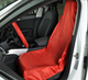 Protective Seat Cover for Your Vehicle Moisture-Wicking, Machine Washable with A Non-Slip Back to Keep it in Place, Grey