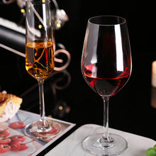 S80BJ46-6 Beaujolais Free sample wine glass cup set 2019 unbreakable wine red glasses steamware