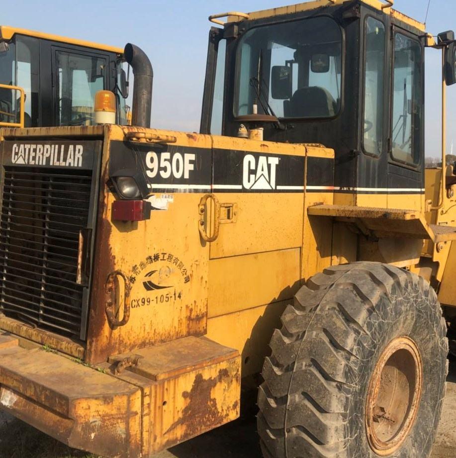 Used Cat/Caterpillar 950f Wheel Loader Used Caterpillar