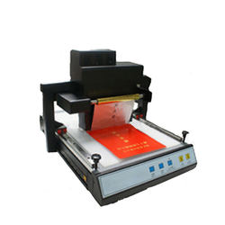 Digital hot foil printing machine automatic foil printer price