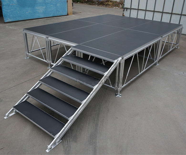 China Outdoor Portable Dance Performance Stage