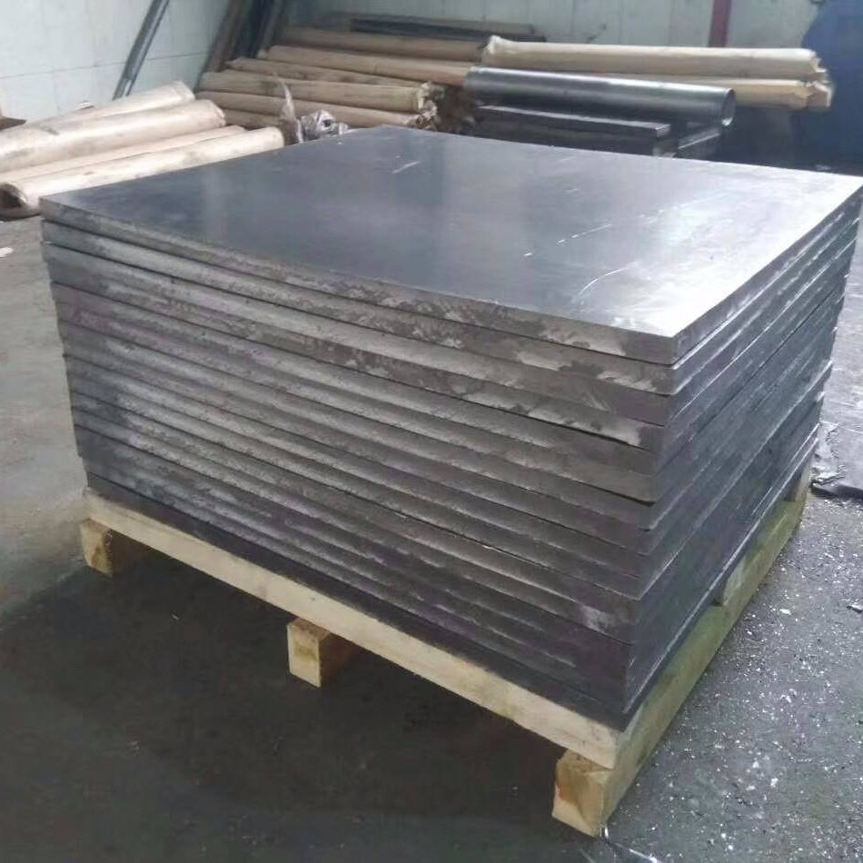 x-ray lead sheet/plate mill