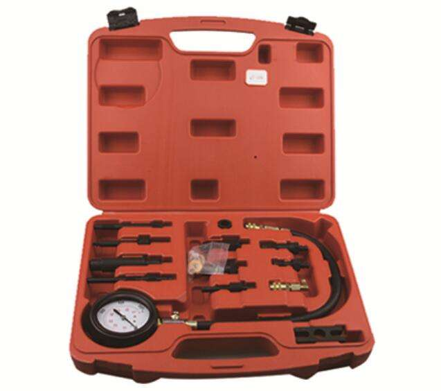 Dieselmotor compressie <span class=keywords><strong>tester</strong></span> kit auto lichaam reparatie set