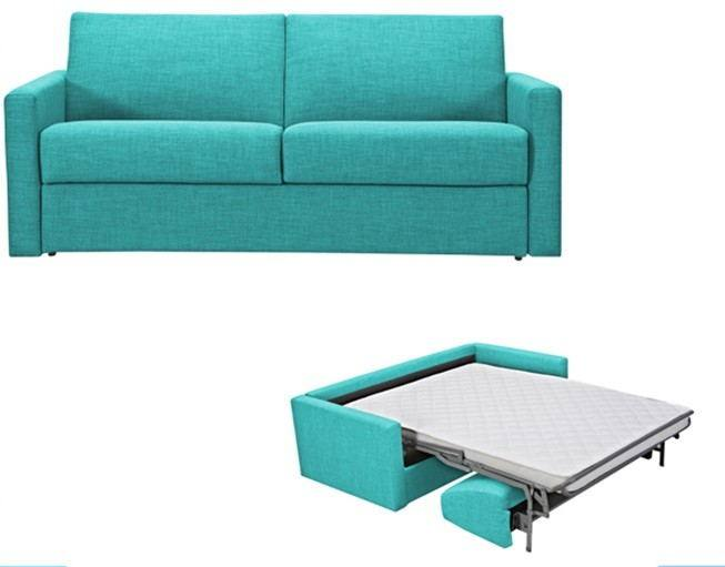 Modern hotel convertible sofa bed couch UK standard living room furniture full king size teal extendable foldable sofa bed sets