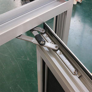 Upvc window thailand double glazing swing vinyl hurricane impact pvc casement windows factory price