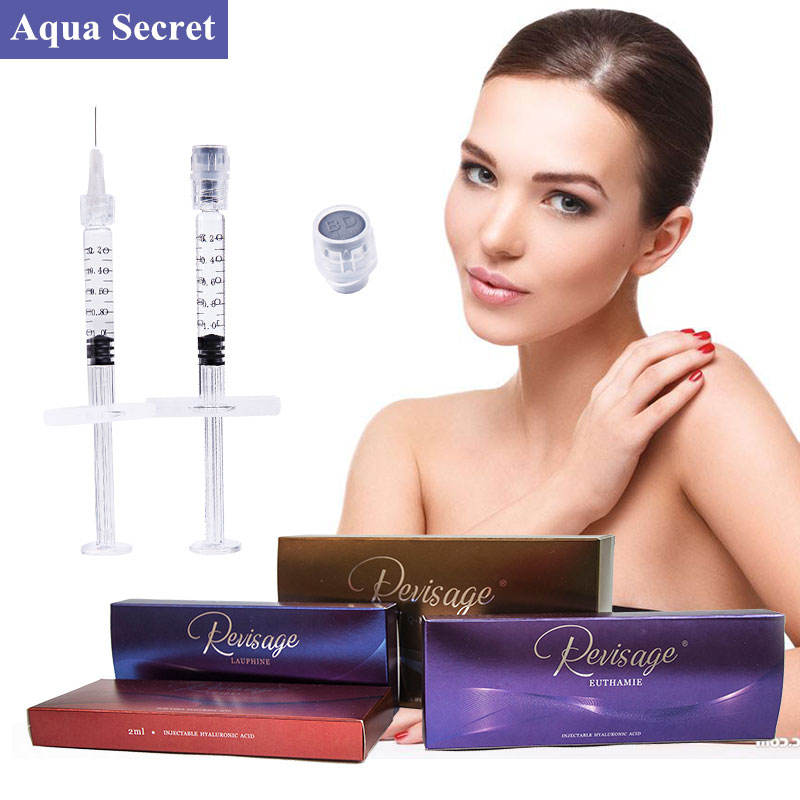 Hyaluronic acid 2 ml facial dermal filler cross linked sodium hyaluronate price