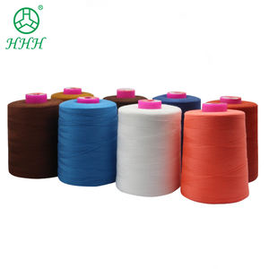 Factory Price 100 Polyester Cotton Core Spun Yarn Cotton Crochet Sewing Thread