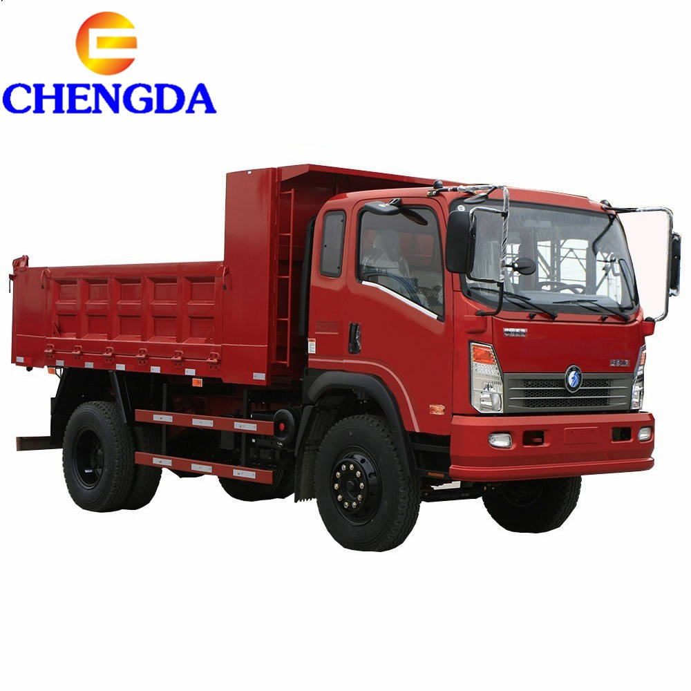 Foton 4x2 2 ton 3 ton 4 ton Mini Dump Trucks Tipper Truck for sale