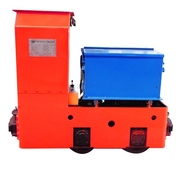 Anti-explosion <span class=keywords><strong>de</strong></span> Batterie Électrique pour l'exploitation minière souterraine