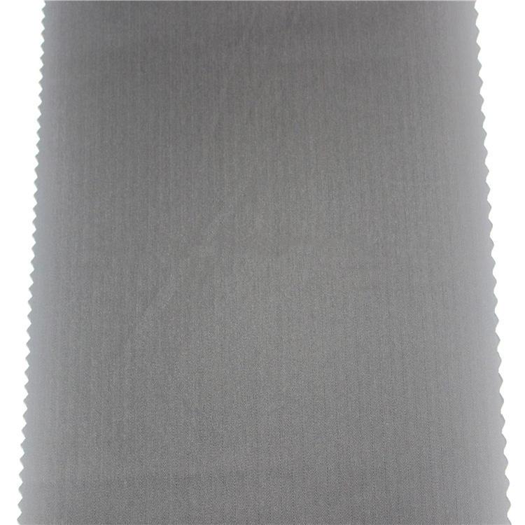 Buon prezzo commercio all'ingrosso gommata tessuto twill di cotone egiziano