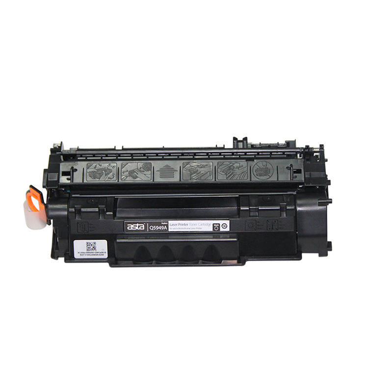 Asta Q5949A 49A Wholesale universal laser toner for hp 1320 printer in china