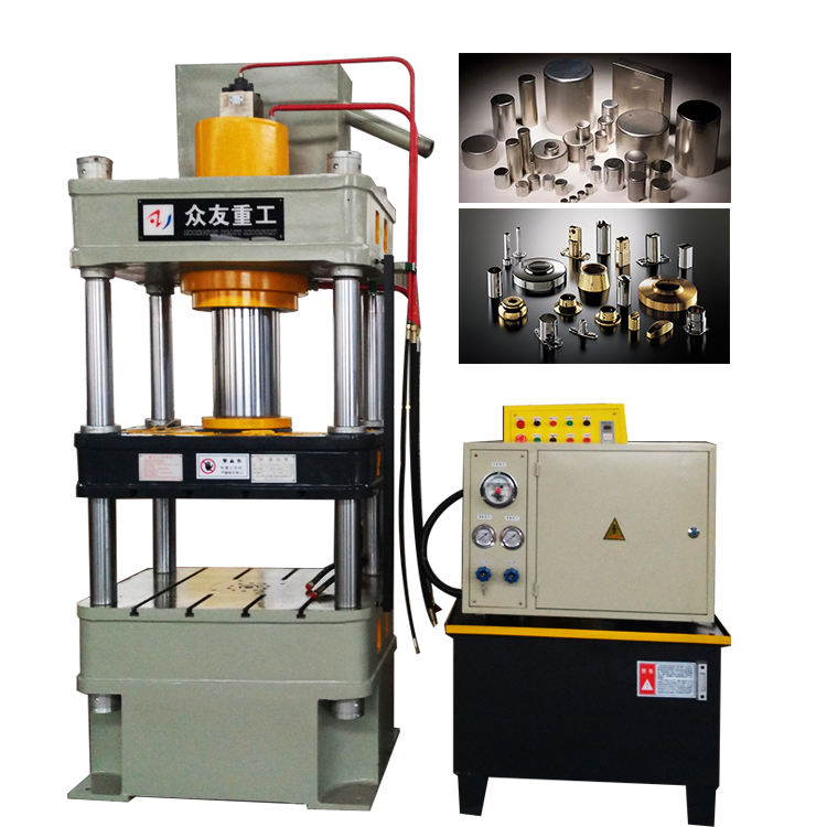 Automatic Pressing Machine Metal Stamping Forming Hydraulic Press Machine